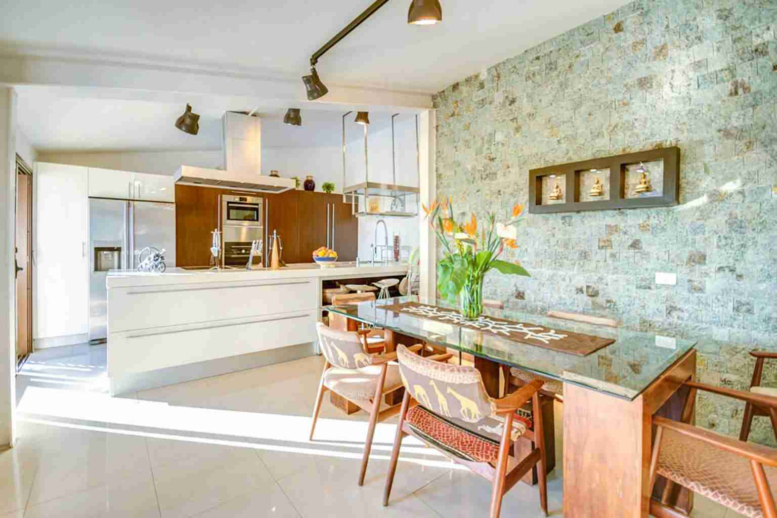 Kitchen-and-dinning-area